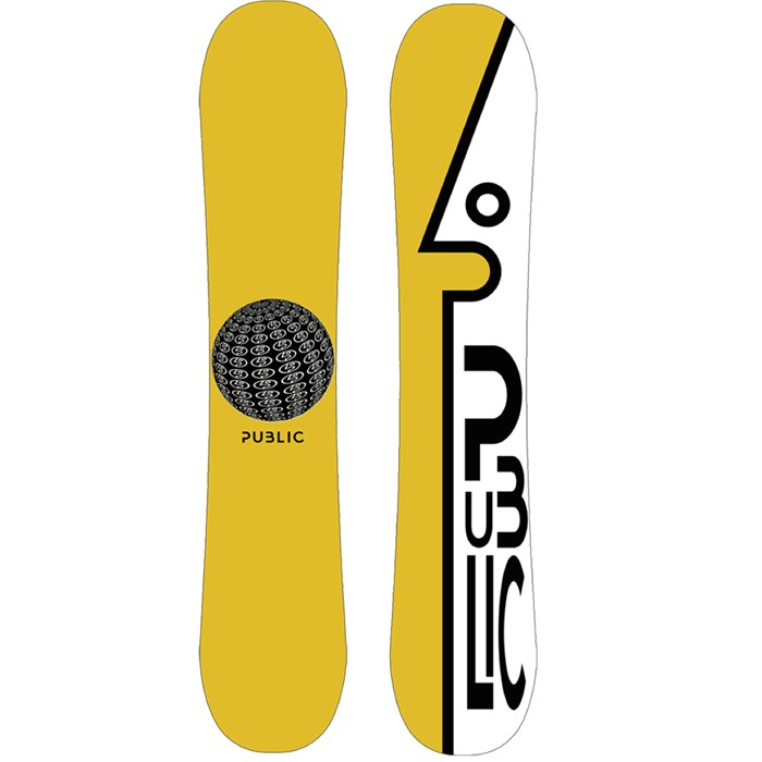 Public Snowboards - General Snowboard 2021