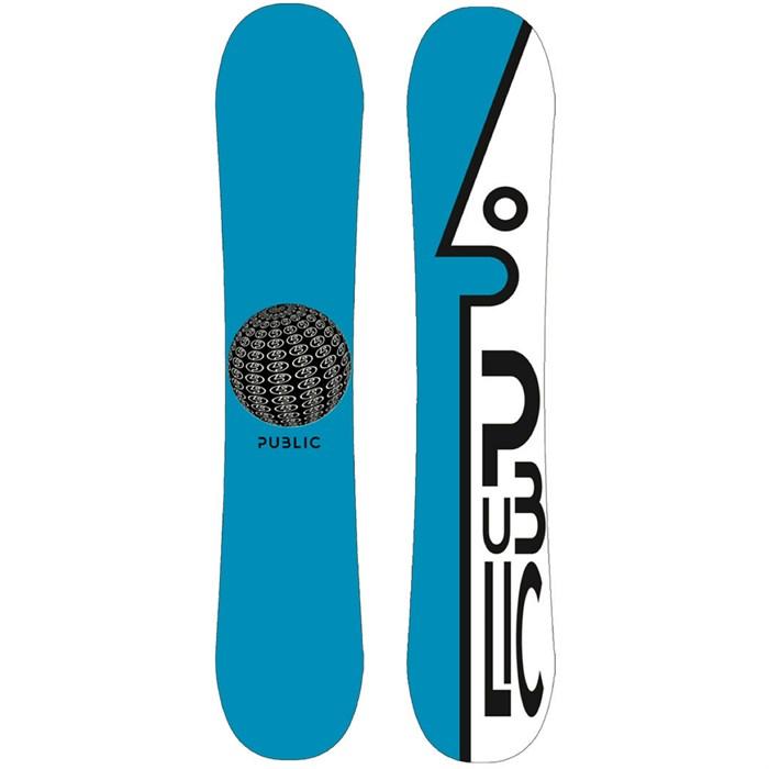 Public Snowboards - General Snowboard 2021