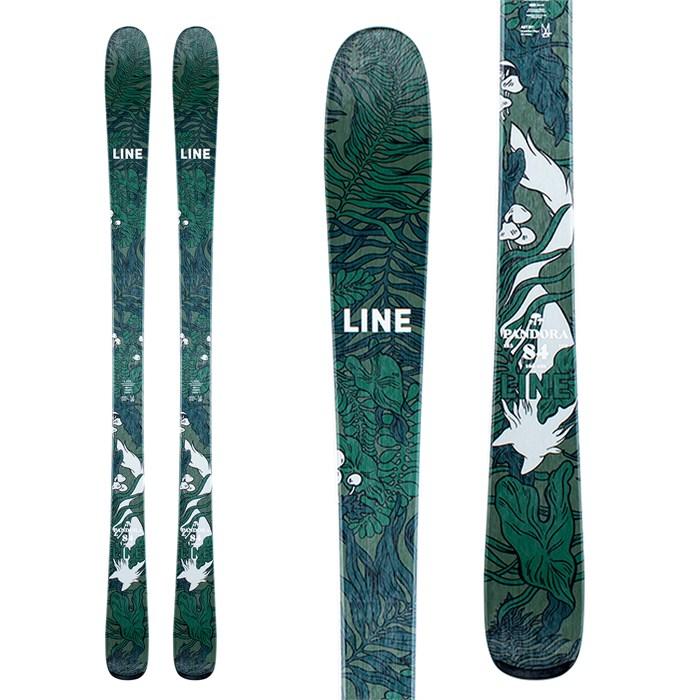 Line Skis - Pandora 84 Skis - Women's 2021