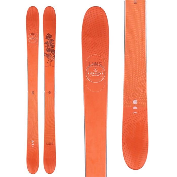 Line Skis - Outline Skis 2021