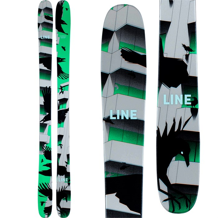 Line Skis - Chronic Skis 2021