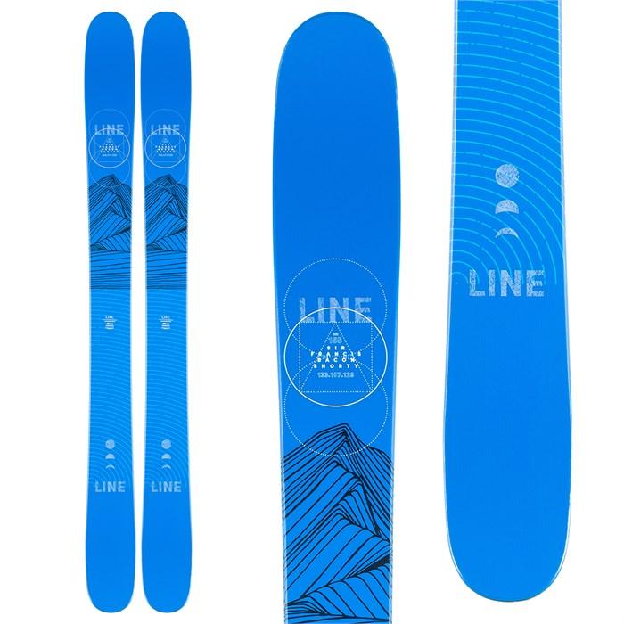 Line Skis - Sir Francis Bacon Shorty Skis - Boys' 2021