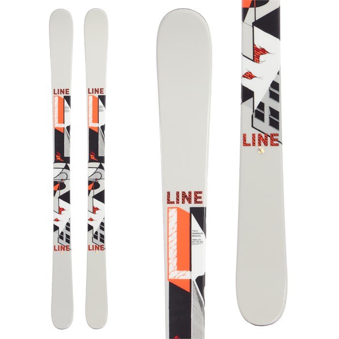 Line Skis - Tom Wallisch Shorty Skis - Boys' 2021
