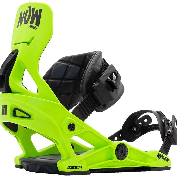 Now - Nxgen Snowboard Bindings - Kids' 2021