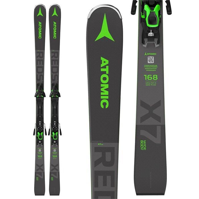 Atomic - Redster X7 WB Skis + F 12 GW Bindings 2021
