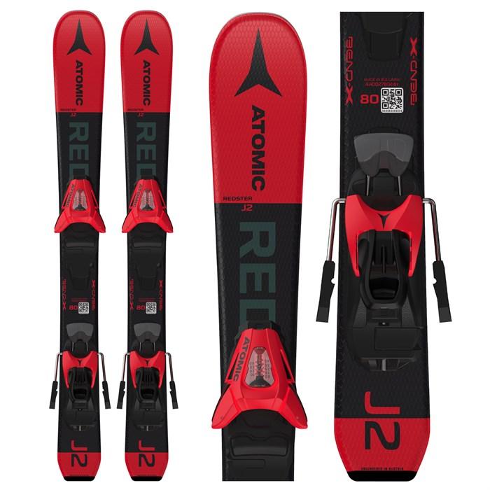 Atomic - Redster J2 Skis + C 5 GW Bindings - Little Boys' 2022