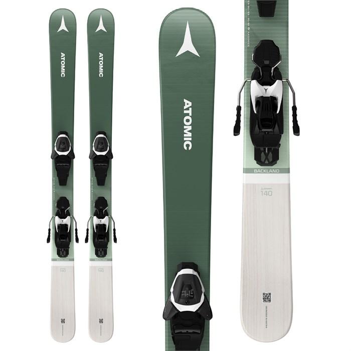 Atomic - Backland Girl Skis + L 6 GW Bindings - Big Girls' 2022