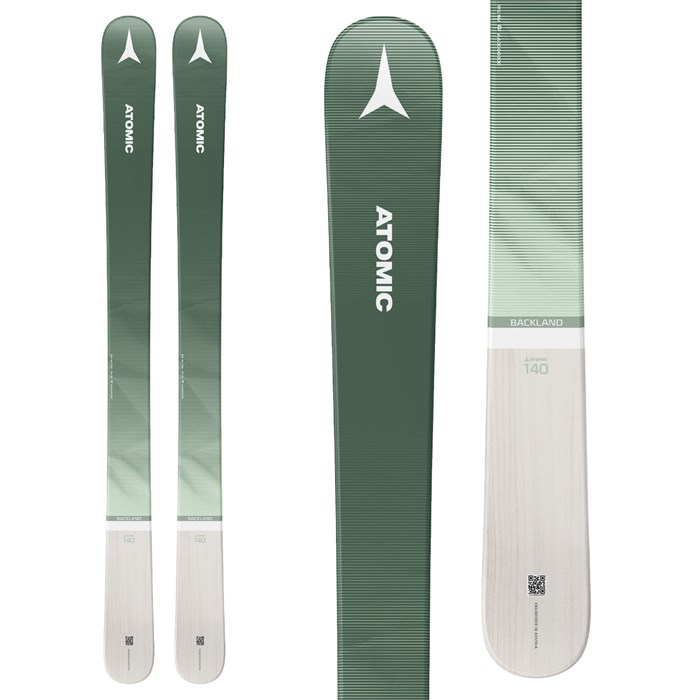 Atomic - Backland Girl Skis - Girls' 2021