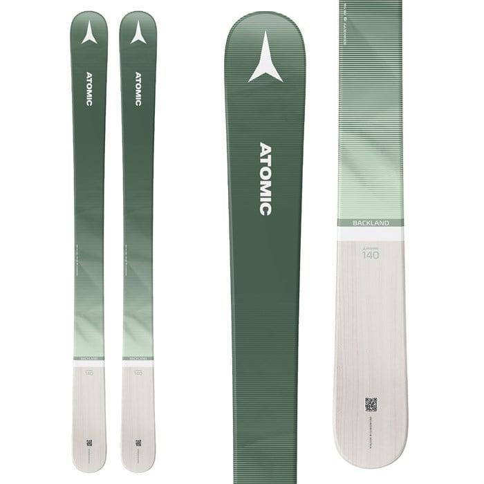 Atomic - Backland Girl Skis - Girls' 2022