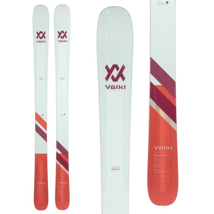 Völkl - Secret 102 Skis - Women's 2021