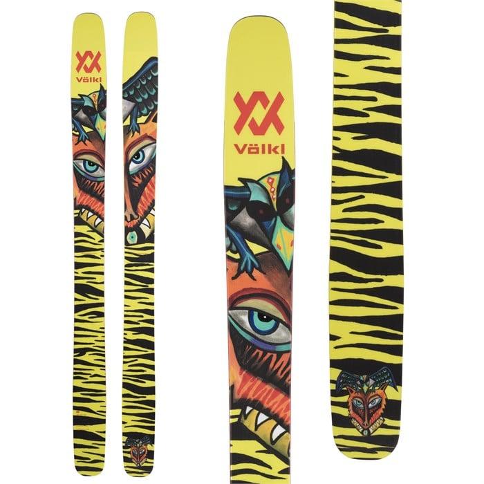 Volkl - Revolt 121 Skis 2021