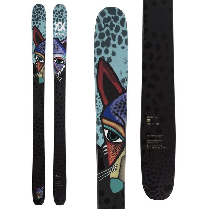 Volkl - Revolt 104 Skis 2021