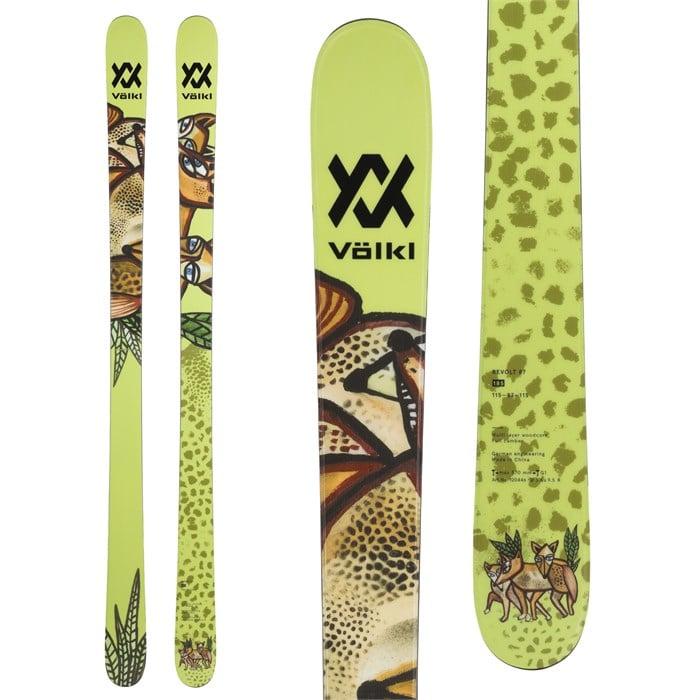 Völkl - Revolt 87 Skis 2022