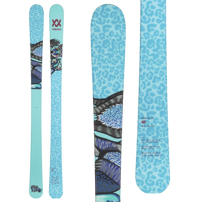 Volkl - Bash W Junior Skis - Girls' 2021