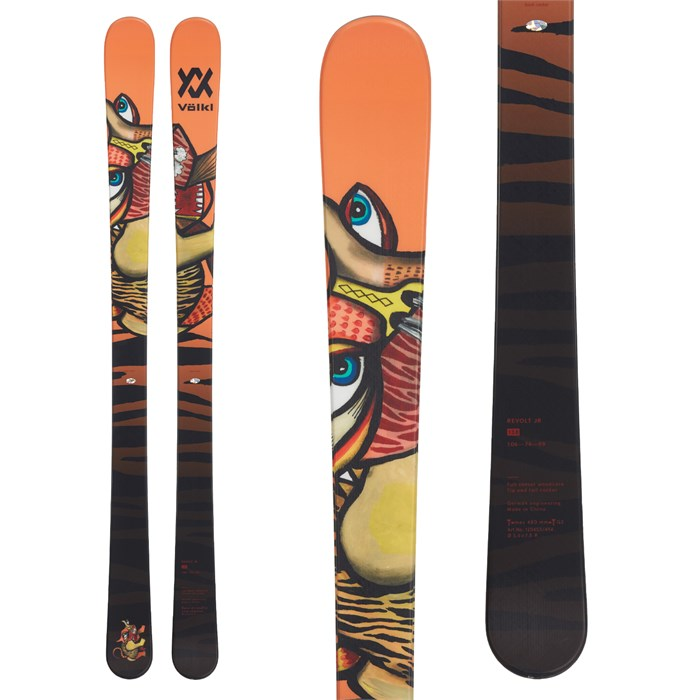 Volkl - Revolt Junior Skis 2021