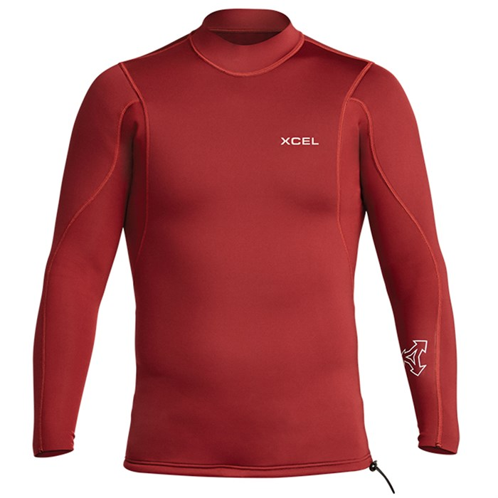XCEL - 2/1mm Axis Long Sleeve Wetsuit Jacket