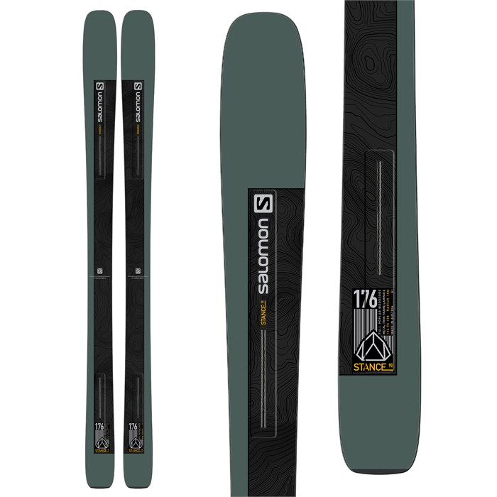 Salomon - Stance 90 Skis 2021