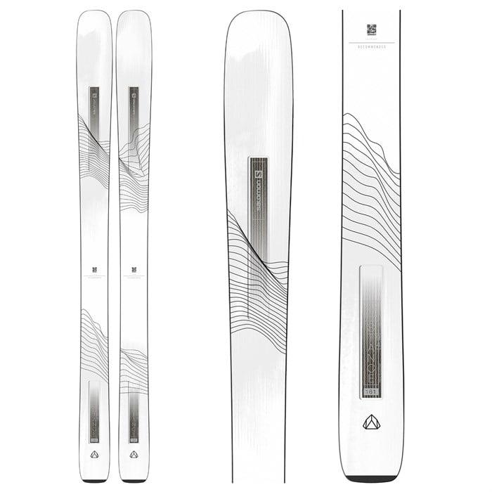 Salomon - Stance W 94 Skis - Women's 2021