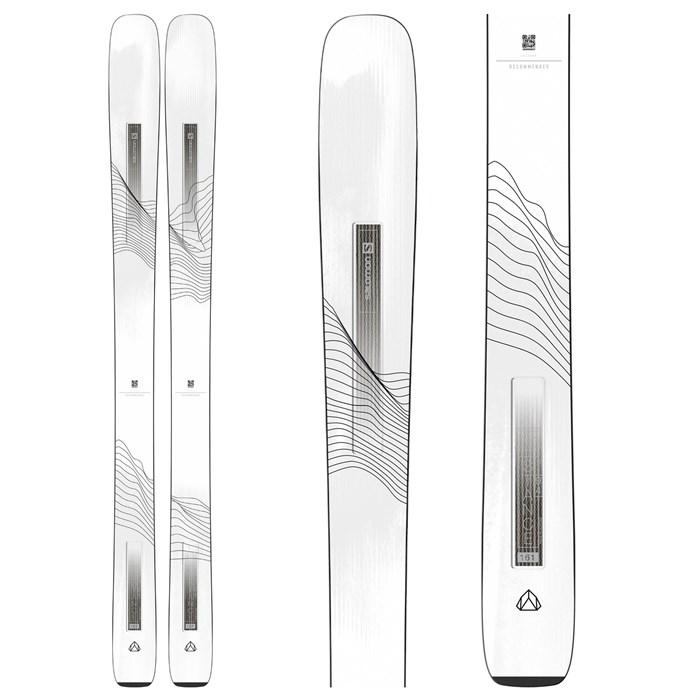 Salomon - Stance W 94 Skis - Women's 2022