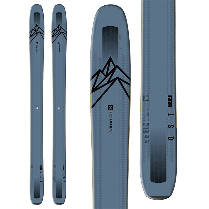 Salomon - QST 118 Skis 2021