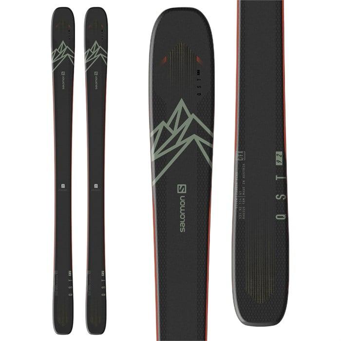 Salomon - QST 92 Skis 2021