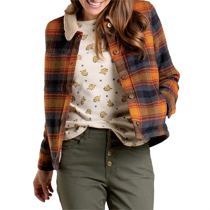Toad & Co - Burntside Trucker Jacket - Women's