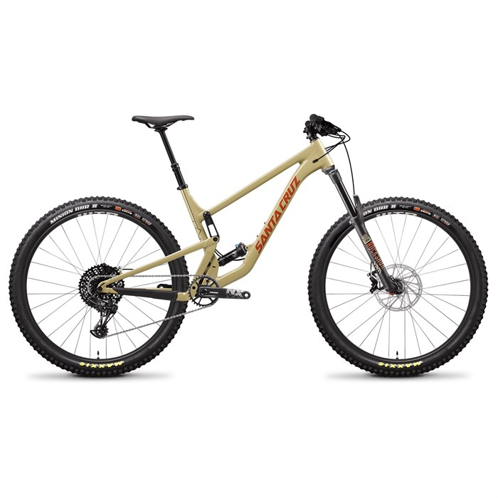 Santa Cruz Hightower A R MTB