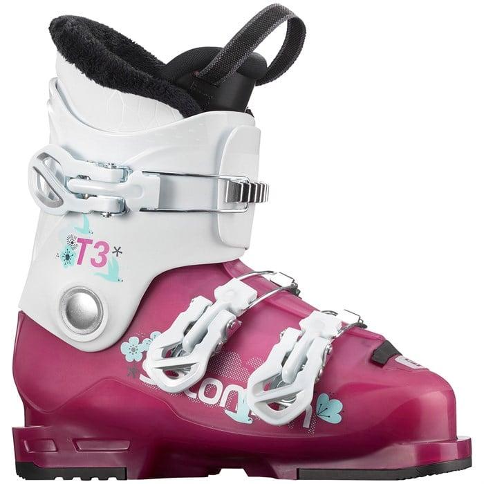 Salomon - T3 RT Girly Ski Boots - Girls' 2022