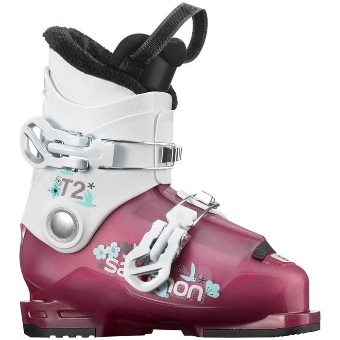Salomon - T2 RT Girly Ski Boots - Girls' 2021