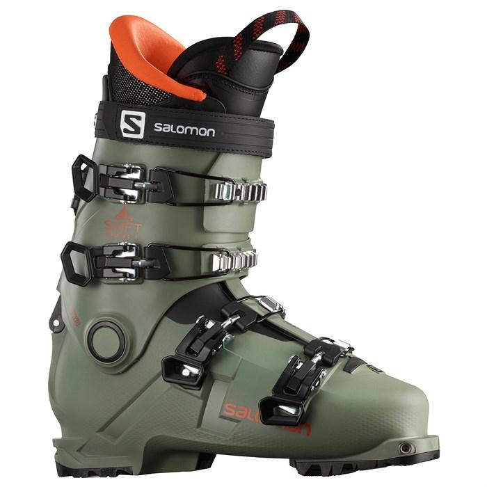 Salomon - Shift Pro 80T AT Alpine Touring Ski Boots - Kids' 2021