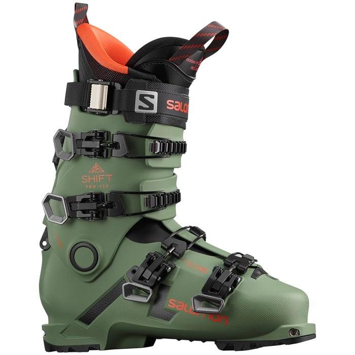 Salomon - Shift Pro 130 Alpine Touring Ski Boots 2022