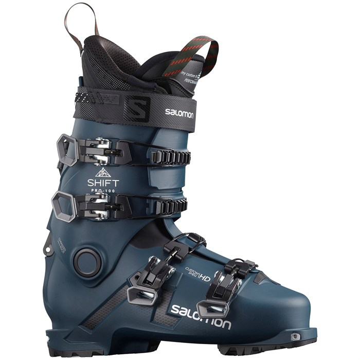 Salomon - Shift Pro 100 Alpine Touring Ski Boots 2022