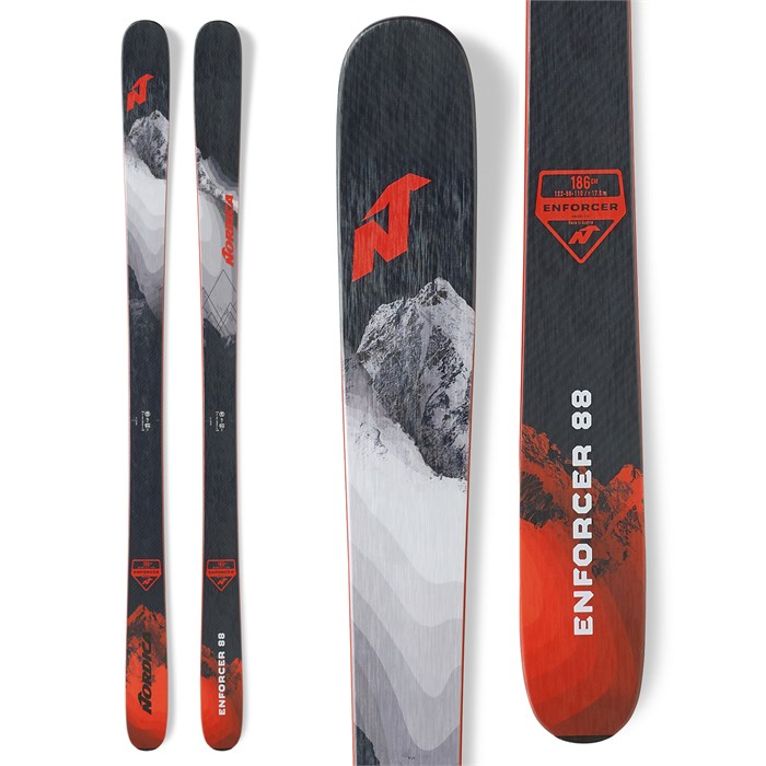 Nordica - Enforcer 88 Skis 2021