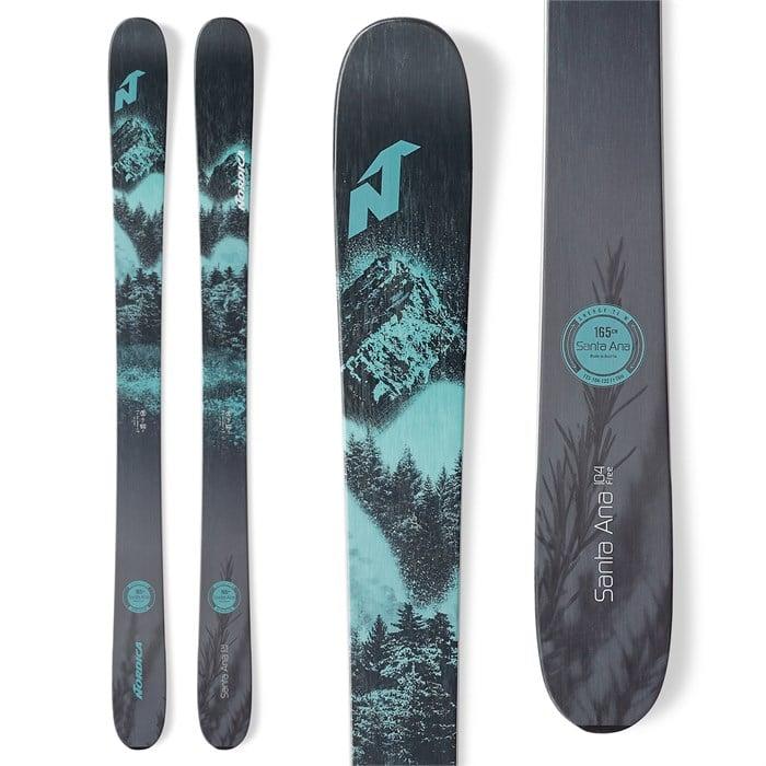 Nordica - Santa Ana 104 Free Skis - Women's 2021