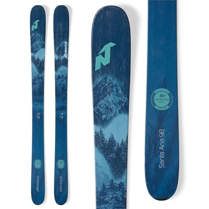 Nordica - Santa Ana 98 Skis - Women's 2021