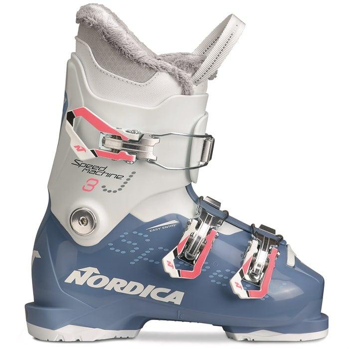 Nordica - Speedmachine J 3 Ski Boots - Girls' 2022