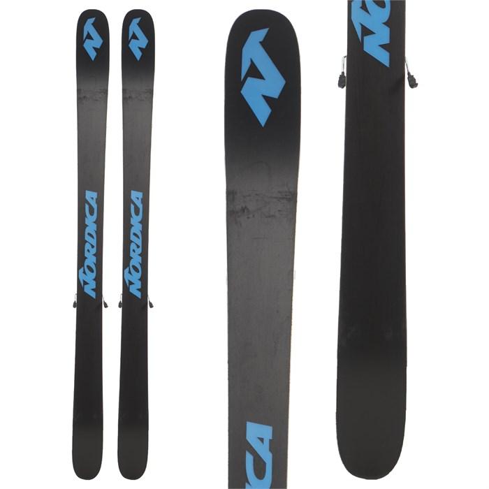 Nordica - Enforcer 104 Free Skis + Marker Griffon 13 ID Bindings 2020 - Used
