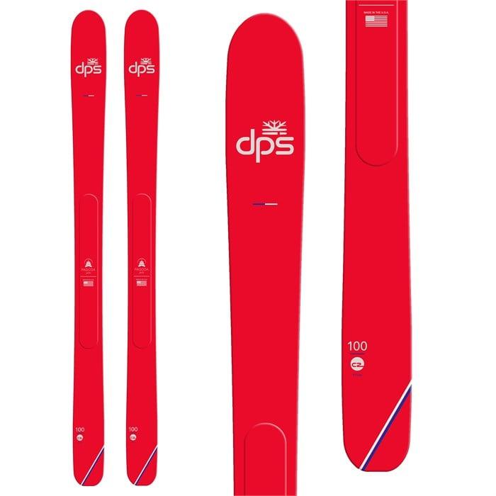 DPS - Pagoda Piste 100 C2 Skis 2021