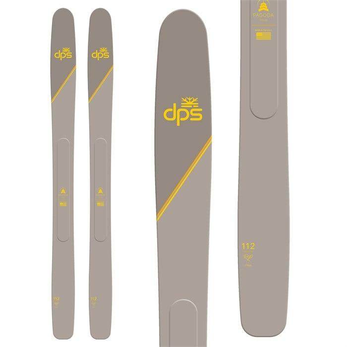 DPS - Pagoda Tour 112 RP Skis 2022