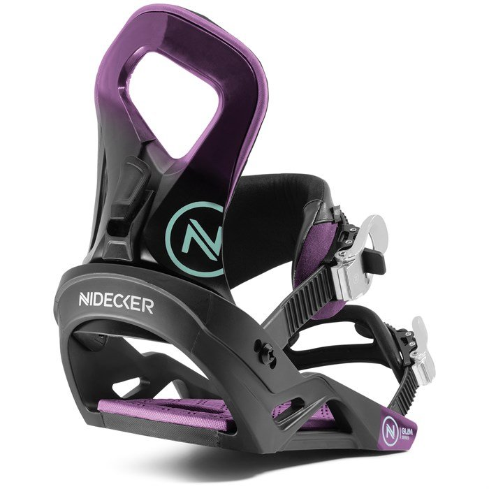 Nidecker - Glam Snowboard Bindings - Women's 2020