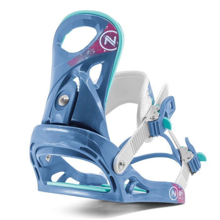 Nidecker - Flake Snowboard Bindings - Girls' 2020