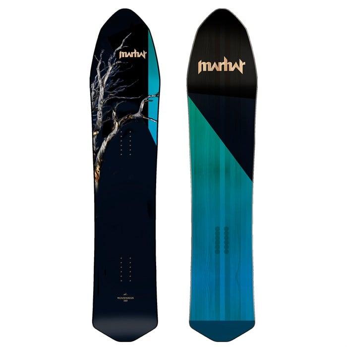Marhar Snowboards - Woodsman Snowboard 2021