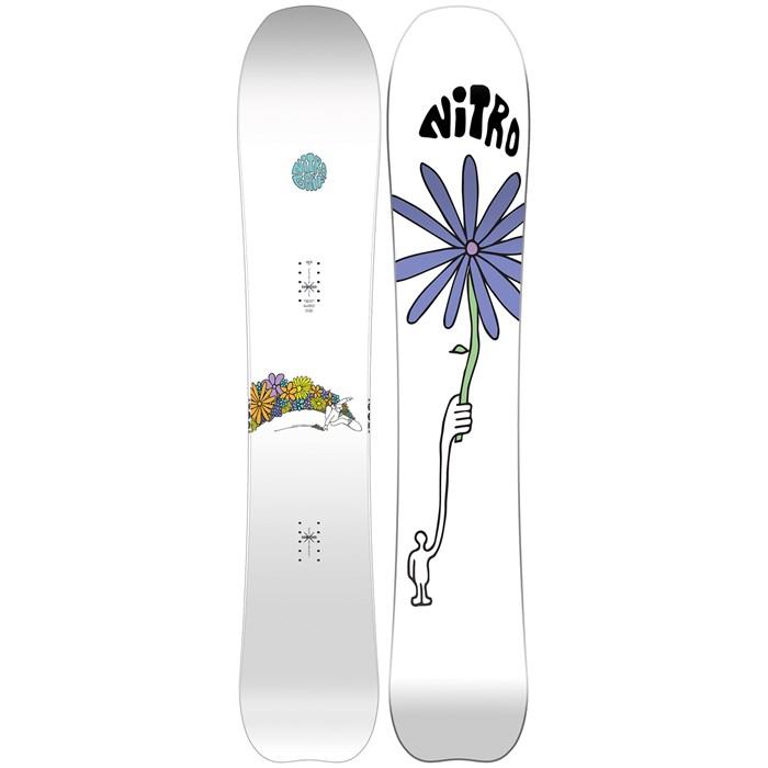 Nitro - Mountain x Griffin Snowboard 2021 - Used