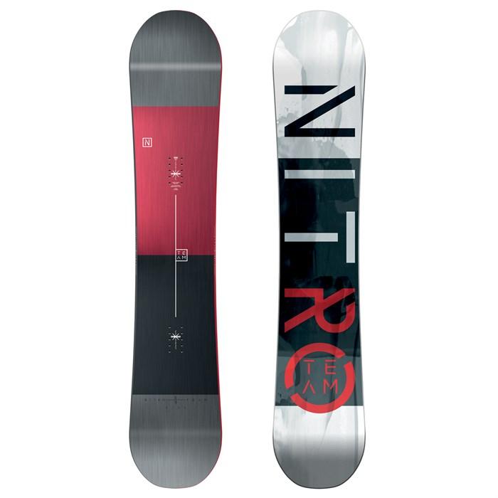 Nitro - Team Gullwing Snowboard 2021
