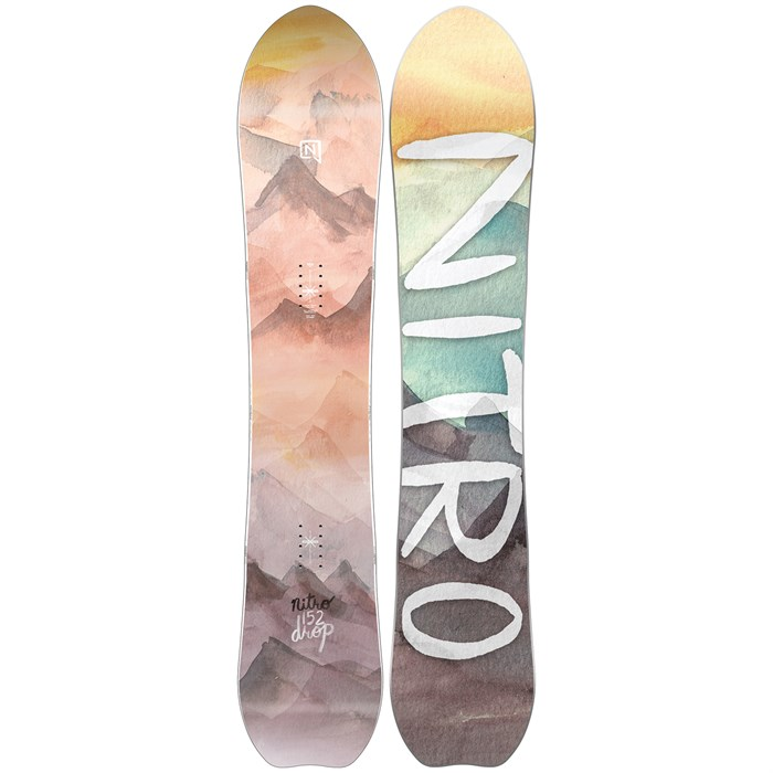 Nitro - Drop Snowboard - Women's 2021
