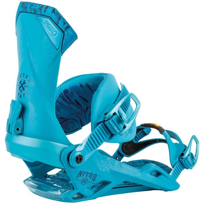 Nitro - Team Snowboard Bindings 2022