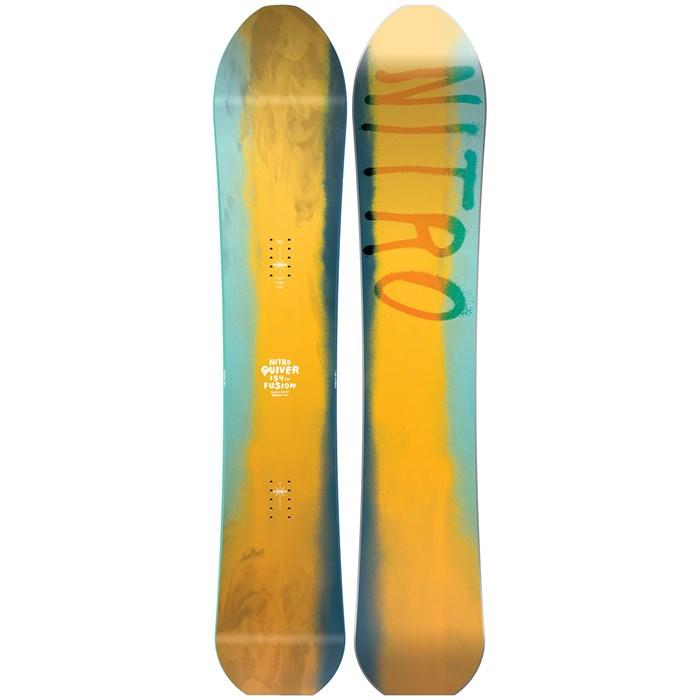 Nitro - The Quiver Fusion Snowboard 2021