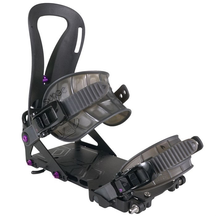 Spark R&D - Surge Pro Splitboard Bindings - Women's 2021