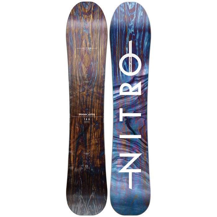 Nitro - Woodcarver Snowboard 2021