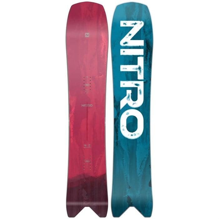 Nitro - Squash Snowboard - Kids' 2021